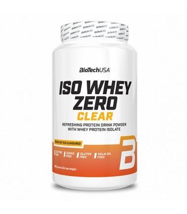 Iso Whey Zero Clear (3lbs)