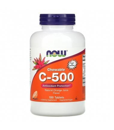 Chewable C-500 (100's)