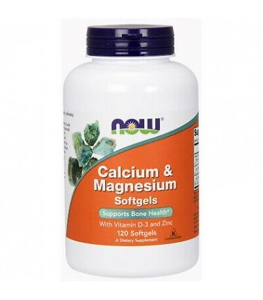 Calcium & Magnesium (120's)