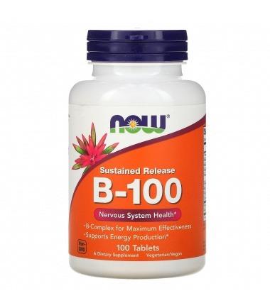 Now Foods B-100 (100's)