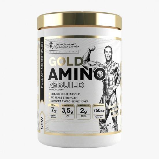 Gold Amino Rebuild (40 servings)
